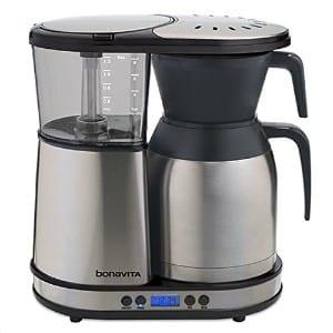 Bonavita BV1900TD Automatic Programmable Coffee Brewer product image