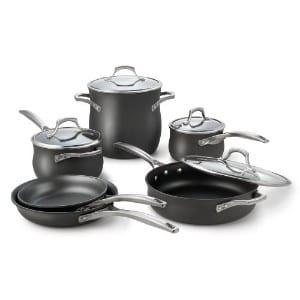 Calphalon Unison Nonstick 10-Piece Cookware Set product image