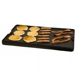 Camp Chef CGG24B Cast iron grill griddle and pan
