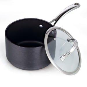 Cooks Standard 3-Quart Hard Anodized Nonstick Saucepan product image