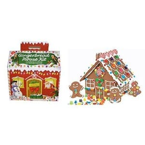 Create-a-treat Gingerbread House Kit product image