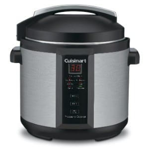 Cuisinart CPC-600 1000-Watt 6-Quart Electric Pressure Cooker product image refurbished