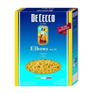 De Cecco Pasta, Elbows product image
