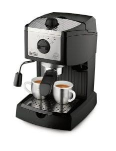 De'Longhi EC155 15 BAR Pump Espresso and Cappuccino Maker Product Image