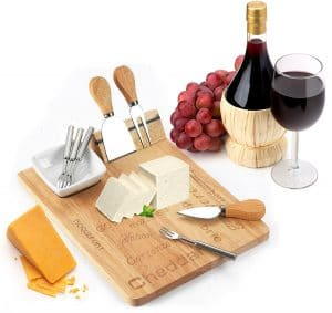 5 Best Cheese Plates for your Kitchen