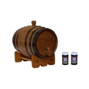 Deep South Barrels American White Oak Barrel Whiskey Kit Product Image
