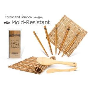 Delamu Bamboo Sushi Kit Product Image
