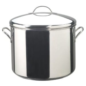 Farberware Classic Stainless Steel 16 Quart Covered Stockpot Product Image