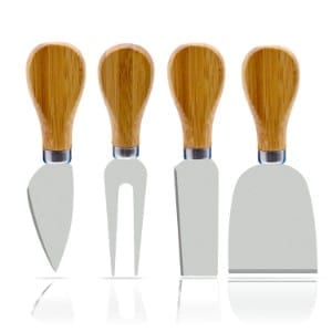 Freehawk 4 Pieces Set Cheese Knives product image