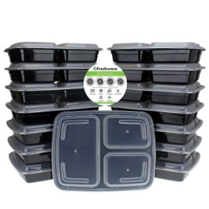 Freshware Meal Prep Containers product image