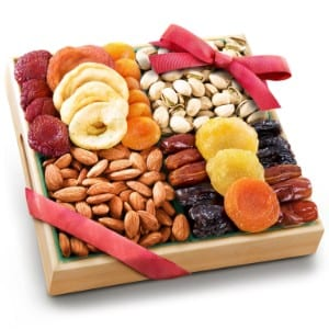Golden State Fruit Pacific Coast Classic Dried Fruit Tray Gift product image
