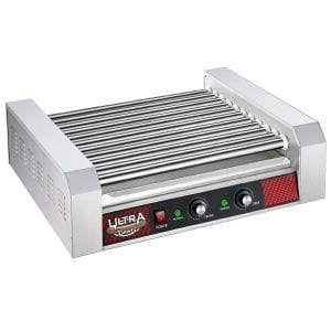 Great Northern Commercial Quality 30 Hot Dog 11 Roller Grilling Machine Product Image