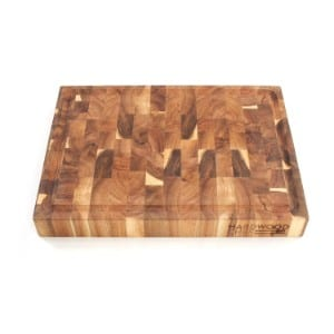 Hardwood Chef Premium Thick Acacia Wood End Grain Cutting Board product image
