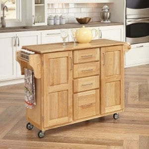 Home Styles 5089-95 Kitchen Center with Breakfast Bar product image