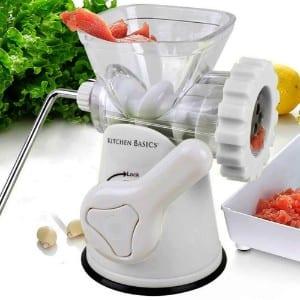 Kitchen Basics 3-In-1 Meat Grinder and Vegetable Grinder product image