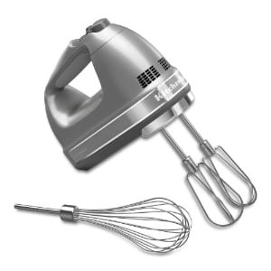 KitchenAid KHM7210CU 7-Speed Digital Hand Mixer product image