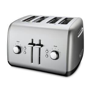 KitchenAid KMT4115CU 4-Slice Toaster product image