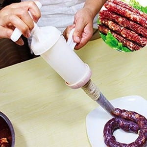 LiebHome Food Grade Quality Manual Sausage Maker Meat Stuffer product image