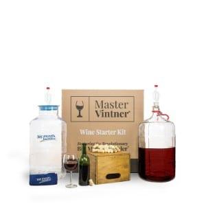 Master Vintner Home Wine Making Equipment Starter Kit Product Image