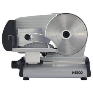 Nesco FS-250 180-watt Meat Slicer with 8.7-Inch Blade