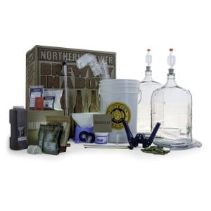 Northern Brewer - Deluxe Home Brewing Equipment Starter Kit product image