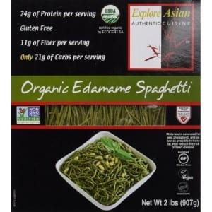 Organic Edamame Spaghetti product image