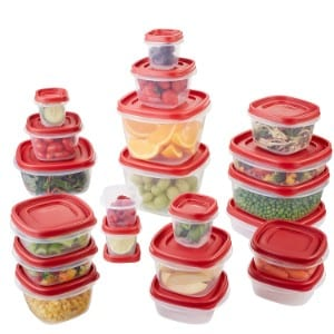 Rubbermaid Easy Find Lids 42-Piece Food Storage Container Set product image