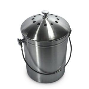 5 Best Indoor Compost Bins For Your Kitchen