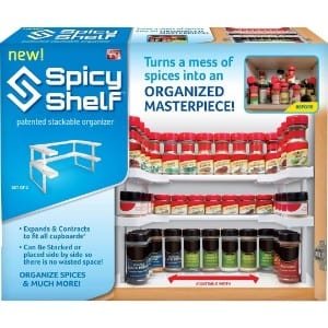 5 Best Spice Racks for your Kitchen