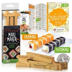 Sushi Making Kit By Isottcom Product Image