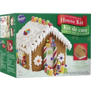 Wilton 2104-1951 Pre-Assembled Petite Gingerbread House product image