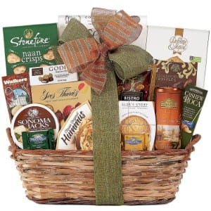 Wine Country The Connoisseur Gift Basket product image