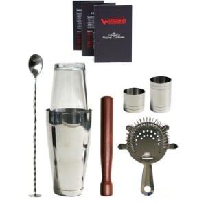 Winware Boston Cocktail Shaker Gift Set product image