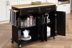 5 Best Kitchen Carts For Your Kitchen