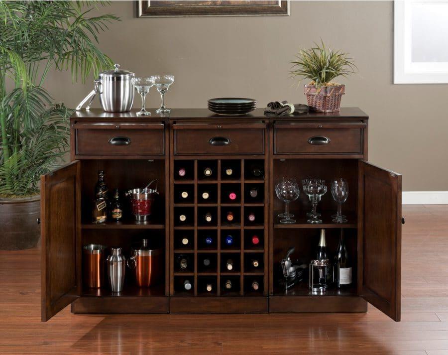 5 Best Wine Storage Cabinets For Your Kitchen