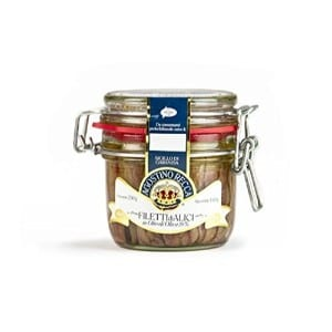 Agostino Recca Fillets Of Anchovies Product Image