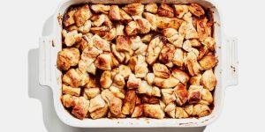 Beast Apple Pandowdy Recipe
