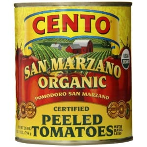 Cento San Marzano Organic Peeled Tomatoes Product Image