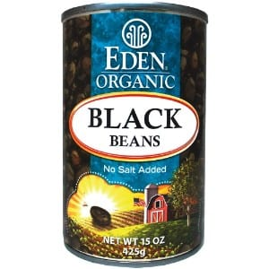 Eden Organic Black Beans Product Image