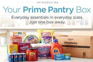 Is Amazon Prime Pantry Worth It
