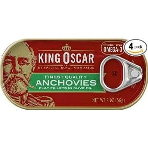 King Oscar Anchovies Product Image