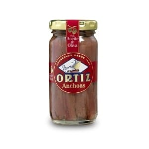 Ortiz Anchovy Fillets In Oil Product Image