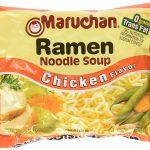 Maruchan Chicken Ramen Noodle Soup Product Image