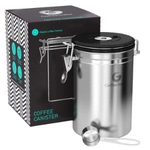 Premium Quality Coffee Container By Coffee Gator Product Image