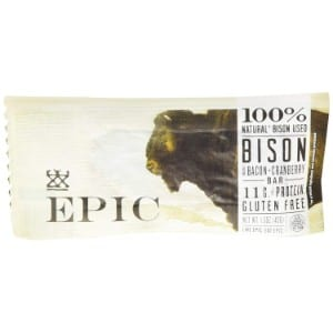 Epic Bison Bacon Cranberry Product Image