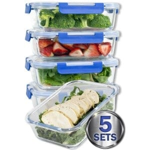 Misc Home Glass Containers Product Image