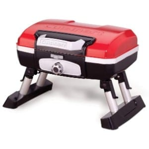 Cuisinart Cgg 180t Petit Gourmet Portable Tabletop Gas Grill Product Image