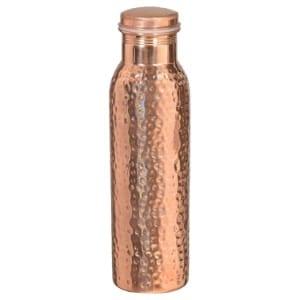 Artncraft Hammered Copper Stylish Q7 Bottle Product Image