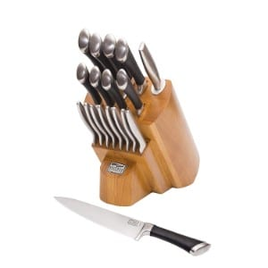 Chicago Cutlery Fusion 18pc Block Set Product Image