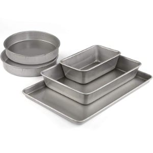 Emeril Lagasse 62670 Aluminized Steel Nonstick 5 Piece Bakeware Set Product Image